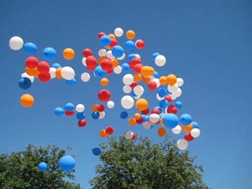 Balonnen-voor-ballonwedstrijden